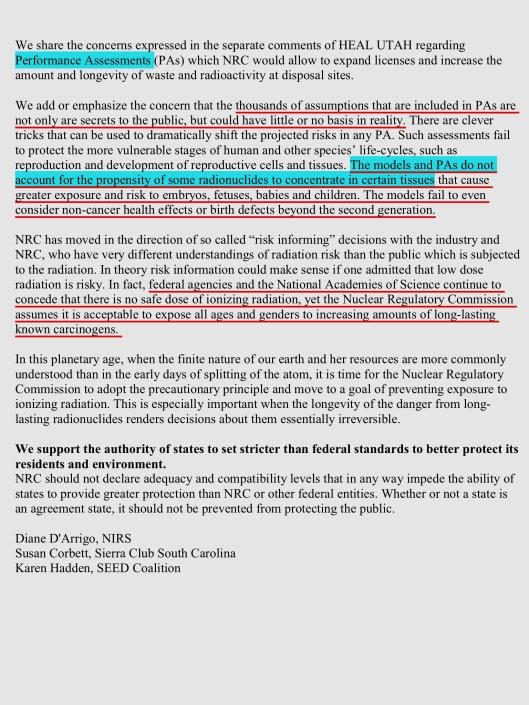 Diane D'Arrigo et. al. on FR Doc # 2014-16049 , p. 4