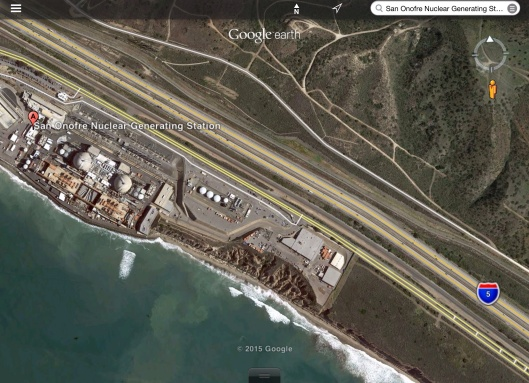 San Onofre Highway 5
