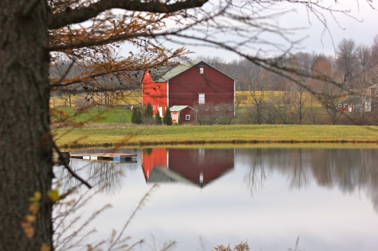 Red Barn SCOTT TOWNSHIP, Lawrence County,PA WCN 24/7 CC BY-NC 2.0