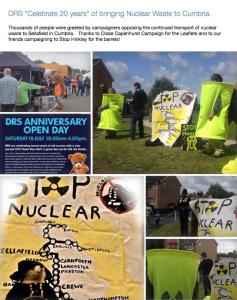 Nuclear Trains