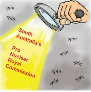 South Australia Pro-Nuclear Royal Commission Noel Wauchope