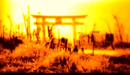USAF bombing of hiroshima-nagasaki fall 1945