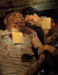 Mussolini in morgue US gov