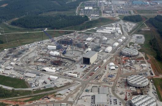 SRS Watch VC Summer Reactors