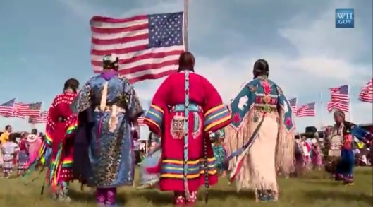 Standing Rock White House visit