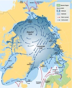 Arctic Sea Currents Philippe Rekacewicz, UNEP/GRID-Arendal