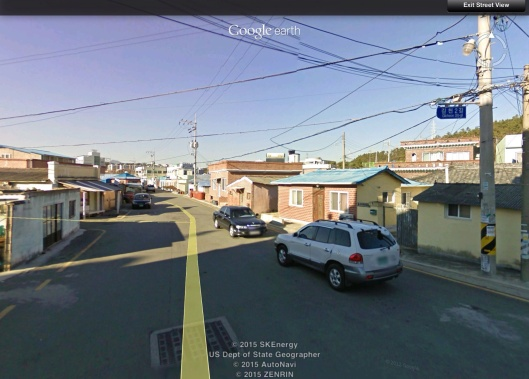 Streetview near Kori NPS