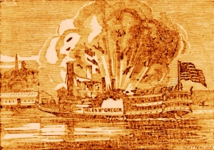 Steamboat Boiler Explosion