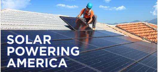 Solar Powering American DOE HUD