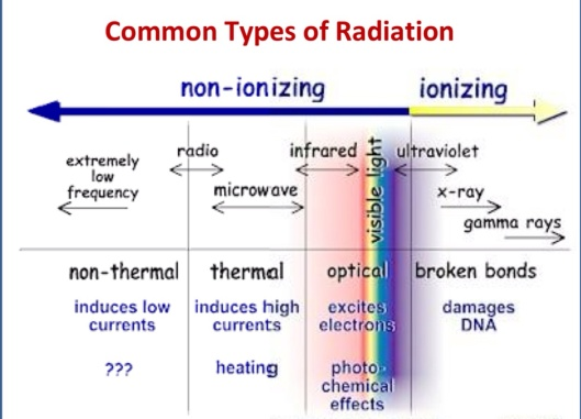 DNA Break Ionizing Radiation US EPA