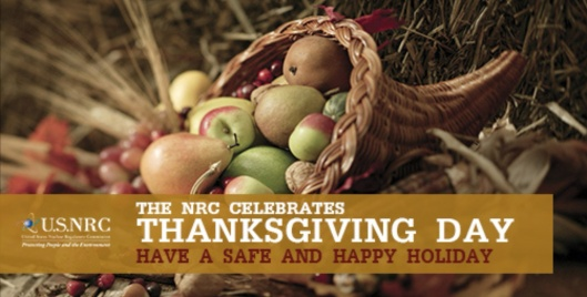 NRC Thanksgiving