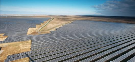 Perovo Solar Park, 12 January 2012, Photo by Activ Solar via Wikimedia-Flickr