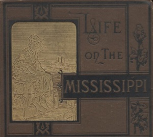 Life on the Mississippi Mark Twain 1883 cover