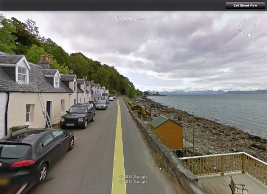 Applecross Scotland streetview