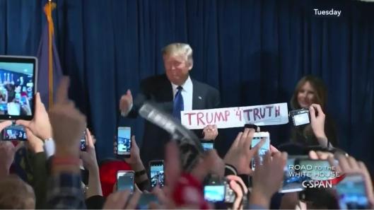Trump 4 truth rally c-span