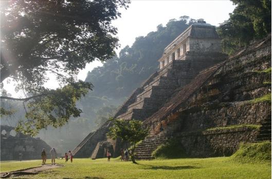 Palenque Mexico Photo by Carlos Adampol Galindo, CC-BY-SA, via Flickr