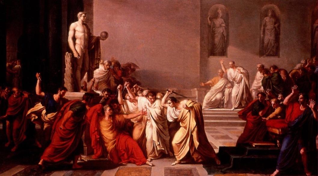 betrayal essay julius caesar