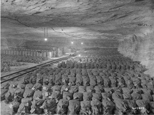 Merkers Mine Nazi gold
