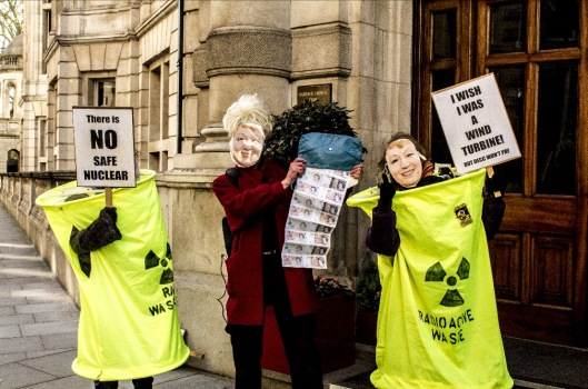 Andrea_Leadsom_look_a_like_nuclear_new_build_forum_protest