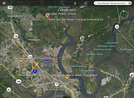 Naval Nuclear Charleston Joint Base