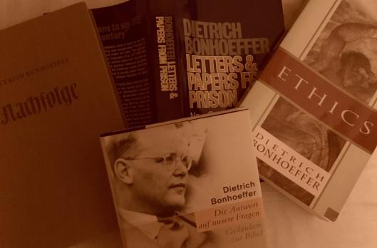 Bonhoeffer books Ethics Discipleship Prison