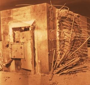 Mosler Safe Resist Atomic Bombs