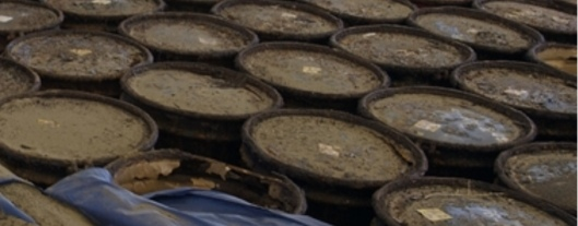 Transuranic waste rusty zoom