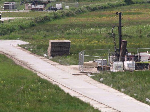 Drilling rigs #StopMoorside