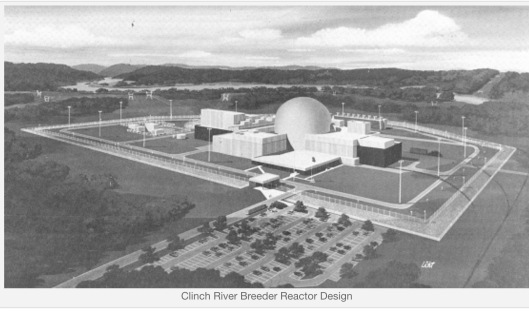 Clinch River Breeder Reactor