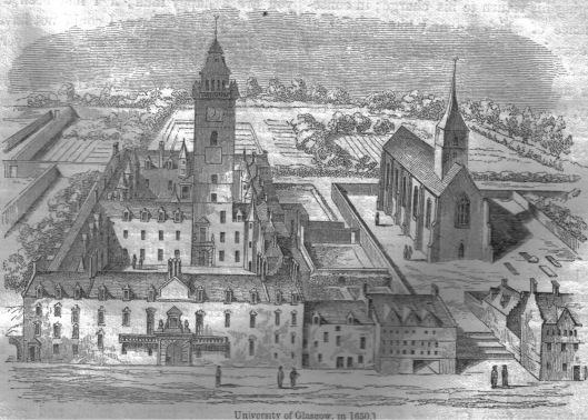 University of Glasgow 1651