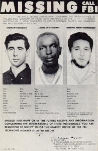 FBI Mississippi Burning Poster