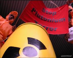 stop plutonium terror greenpeace