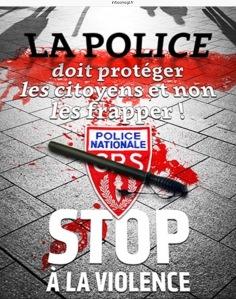 infocomcgt.fr/affiches/item/affiche-la-police-doit-protéger-les-citoyen-et-non-les-frapper Stop the Violence
