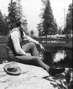 Sierra Club Founder John Muir, c. 1902