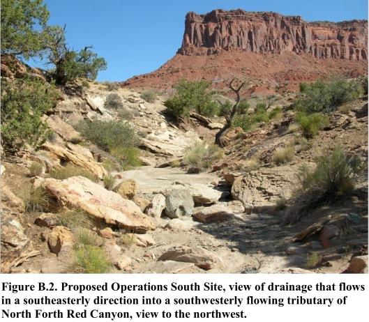 BLM Att L Daneros uranium mine site