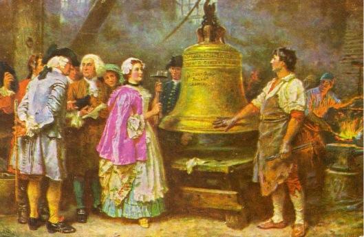 Jean Leon Gerome Ferris Liberty Bell