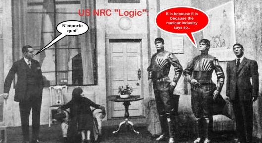 NRC robots N'importe quoi