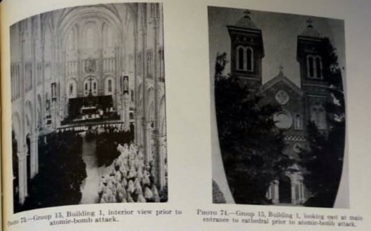 Urakami Cathedral before A bomb