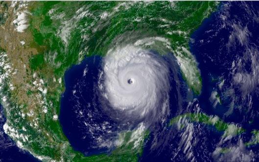 Hurricane Katrina Gulf 2005