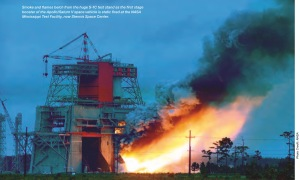 NASA Stennis S1C Test Stand  Apollo Saturn V