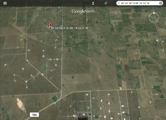 EnergyFuels Alta Mesa ISL Uranium  Mine location