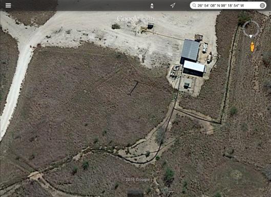 Alta Mesa Uranium Mine ISL piping 4