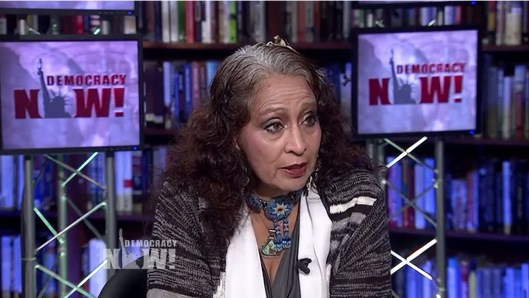 LADONNA BRAVE BULL ALLARD Democracy Now 21 Sept 2016