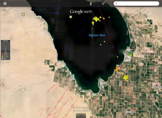 Salton Sea Swarm Oct. 5 2016  2