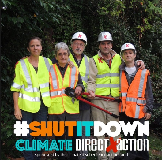 Shut it Down Climated Direct Action