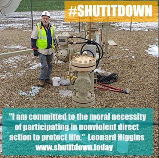 Leonard Higgins Moral Necessity of Protecting Life Shut it Down Today