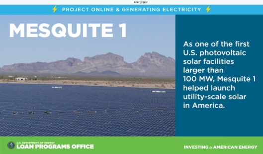 Mesquite 1 US DOE Energy gov