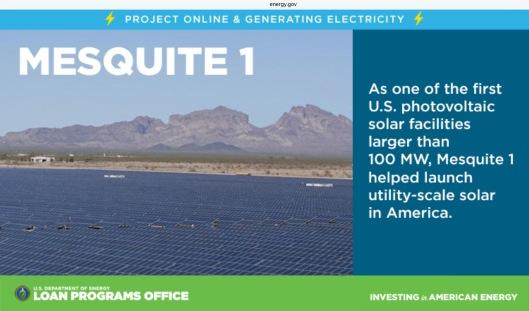 Mesquite 1 US DOE Energy gov