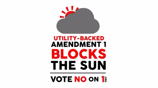 Florida Solar Energy Industries Association, Vote No on One