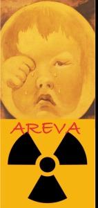 AREVA NUCLEAR BABY GROS BEBE